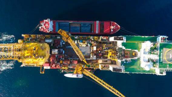Σωλήνες της Σωληνουργείας Κορίνθου ενώνουν την Ασία με την Ευρώπη – Αγωγός φυσικού αερίου TANAP