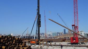 Pipe & Piling - NEW YORK PORT
