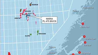Maria offshore pipeline Corinth Pipeworks